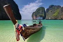 Thaïlande : Bangkok et le sud / J'épingle ici mes articles et mes bonnes trouvailles à Bangkok et dans le sud de la Thaïlande, histoire de trouver l'inspiration pour les prochains voyages