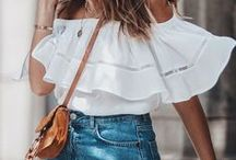 Women's Style / Fashion inspiration and outfit ideas for women's style. Motivate your powerful expression of personality through fun and trendy looks.