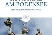 Konstanz am Bodensee / Die größte Stadt am Bodensee bietet nicht nur eine Vielzahl an Unterhaltungsmöglichkeiten, sondern auch wunderbare Fotomotive und ein großes kulinarisches Angebot.