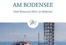 Friedrichshafen am Bodensee / Die Heimatstadt des Hotel Maiers ist immer einen Ausflug wert. Kunst, Kultur, Kulinarik - In Friedrichshafen findet sich alles für einen aufregenden Urlaub am Bodensee.