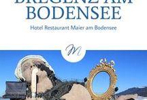 Bregenz am Bodensee / Ob für Familien, alleine oder zu zweit - Bregenz am Bodensee bietet Erlebnisse von Kultur bis Kinderprogramm und ist immer eine Reise wert.