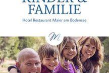 Kinder und Familie / Familienabenteuer am Bodensee! Mit Kind und Kegel den Urlaub am Bodensee genießen! So geht's: