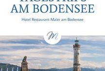 Tagestrips am Bodensee / Den Tag am Bodensee voll auskosten. Tagestrips für Gruppen, Familien, Paare oder Einzelgänger. Am Bodensee ist immer etwas los. Es gibt viel zu entdecken!
