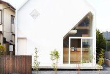 ARCHITECTURE + INTERIOR DESIGN / by Tamara Bavdek