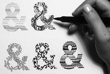 Typography / by Peter Hong