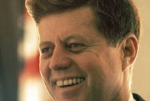 Camelot / Before & After / President Kennedy and his family / by Maggie Scallion