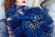 Beautiful shades of BLUE / by Faire Frou Frou - Gail Rubke