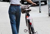 Styling Spokes / Chic style on two wheels / by Lela Rose