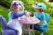 Tea Party / by Maggie Scallion
