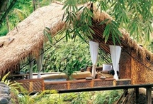 Asian Bungalows / Hideaway Inspirations...  / by Bethany Rydmark