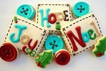 cookies festivas