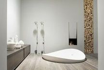 Bed and Bath / Sleep and bathe in style. / by Michelle H