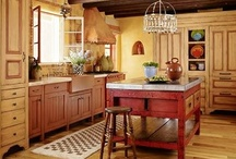 Now that is a KITCHEN / by Cathy Nulliner