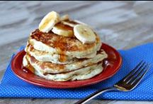 Breakfast / Breakfast is the most important meal of the day! Muffins, pancakes, eggs, waffles, french toast, scones and more! Spoonful has tons of easy, healthy and delicious breakfast ideas that your entire family will enjoy!  / by Spoonful