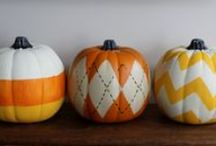 Pin a Pumpkin!  / Welcome to Spoonful's first Pinterest Party! Pin your favorite decorated, carved, painted or bejeweled pumpkin for a chance to be featured on our board! Don't forget to include @Spoonful  :)  / by Spoonful