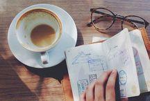 • coffee & tea • / by Grace Lucarelli