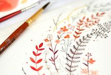 Paint! / Paint and watercolour for those super special projects