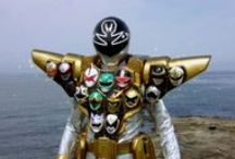 Tokusatsu / Henshin Heroes! Super Sentai, Kamen Rider, Metal Heroes, and other related TV shows or movies.