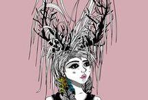 My Work! / Illustration