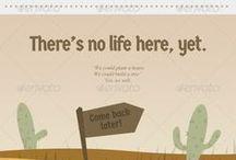Cute 404's / by Nurit Zodrow