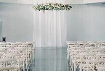 The Stream / Minimalist + Modern Wedding