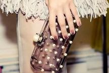 So Clutch / The latest in Lela Rose Accessories: Handbags