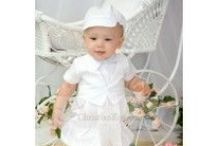 Christening - Boys Baptism Suits & Rompers / Christening - Boys Baptism Suits & Rompers