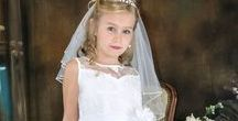 First Communion Dresses | First Holy Communion Dresses / Girls first communion dresses in sizes 5-14 and plus sizes for sale. Our first holy communion dresses ship worldwide