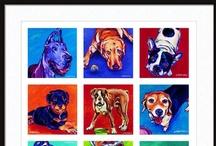 Animals in Art / http://www.artsperfect.com/ecom-catshow/Animals.html