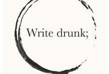 Writing & Creativity / by Ray Buchanan