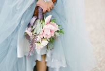 Blue weddings inspirations / wedding inspirations that I like