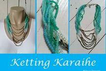 Kettingen / Mooie & Trendy kettingen uit eigen atelier.