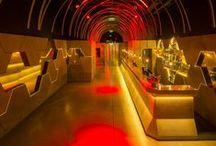 Swankiest Bars Architecture / Unusual bars design from around the world.