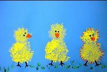 .Kuvis ja kässä - Pääsiäinen