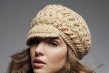Crochet - Hats, Scarves & Gloves