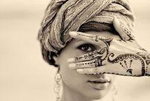 Henna, tatoo, body art