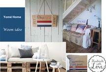 Yomé - Home / Yomé - Home is een nieuw onderdeel van Yomé - Sieraden met allerlei leuke en decoratieve accessoires van hout.