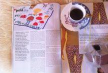 Media about us   Media o nas / Pola Parysek's mission is to increase the knowledge of hand embroidery, bring it back to everyday life and thus save it from sinking into oblivion.   Misją Poli Parysek jest wzrost świadomości haftu ręcznego, przywrócenie go codzienności i tym samym uratowanie przed zapomnieniem.