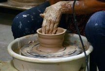 Ceramics/Pottery / Addicted with getting my hands dirty / by Sidney Duong