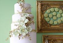 Simple   Exotic Wedding Cakes / Wedding cake is often the center piece of a wedding. It combines tradition, beauty, and craftsmanship. In here you will find our favorite wedding cakes collected from around the web for inspiration.