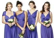 Our Purple Bridesmaid Dresses / Budget friendly bridesmaid dresses in shades of purple   Here you will find dresses from the following collections: Bari Jay, Lela Rose, Dessy, After Six, Alfred Sung, Bill Levkoff