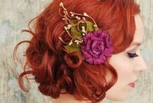 Bridal hairstyles / Find the ideal #hairstyle for you for your big day! http://goo.gl/1o4D5n