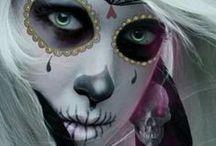 Sugar Art Skulls
