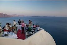 Romantic Wedding in Canaves Oia / #Romantic #Wedding in #Canaves #Oia http://goo.gl/1o4D5n