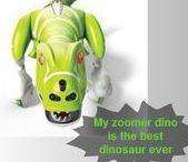 Zoom Dino Toy