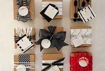 Idee fai da te per pacchetti regalo