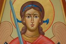 Archangels and Angels / Archangels and Angels Byzantine Catholic, Roman Catholic, Orthodox Catholic @basilcenter