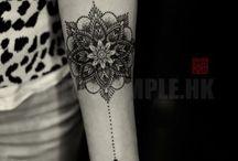 Tatuaże.