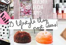 Blog | Inspiration