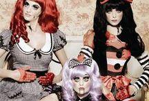 Creepy Doll Costumes